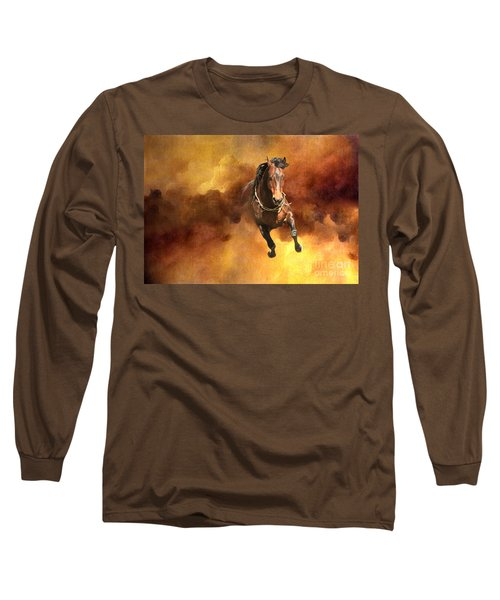 Dancing Free I Long Sleeve T-Shirt