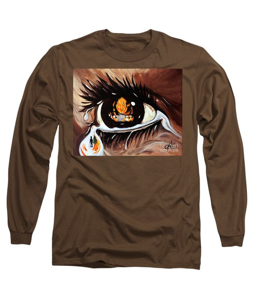 Dark Sorrow  Long Sleeve T-Shirt