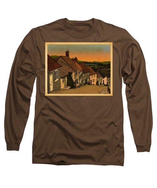 Daybreak Long Sleeve T-Shirt by Meg Shearer