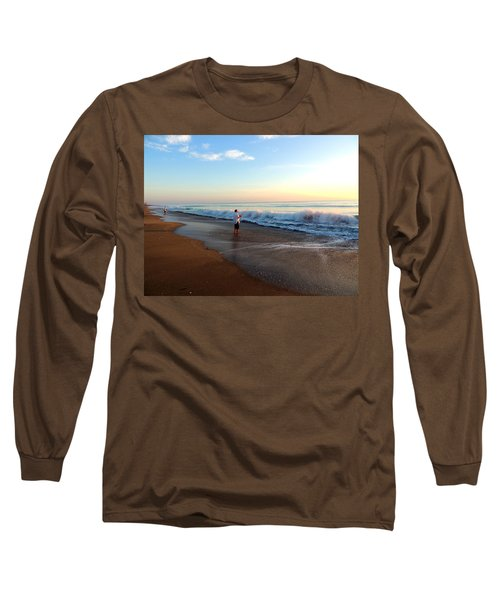 Dawning Of A New Day Long Sleeve T-Shirt