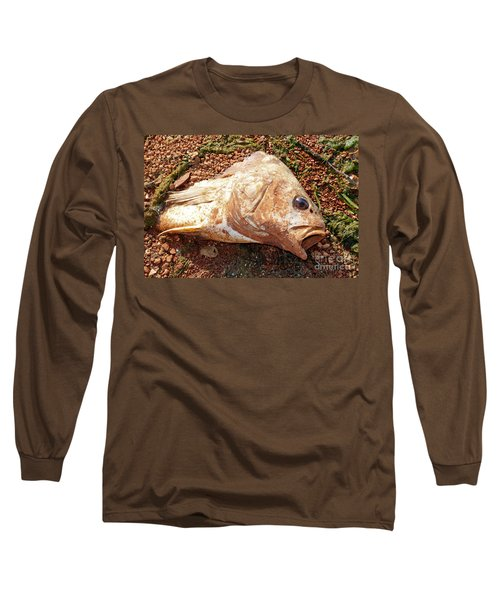 Dead Or Alive? Long Sleeve T-Shirt