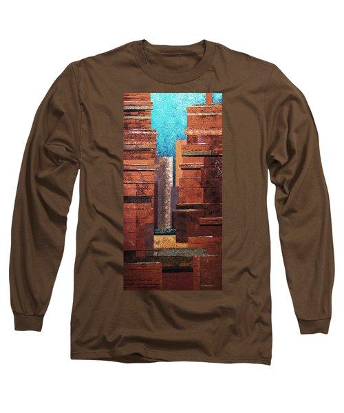 Deep Canyons Long Sleeve T-Shirt