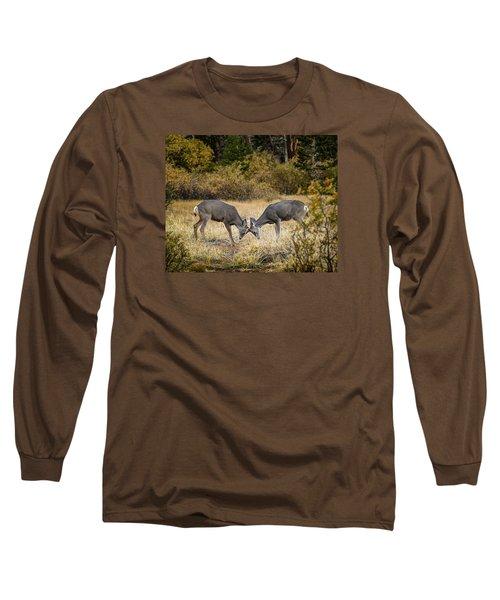 Deer Games Long Sleeve T-Shirt