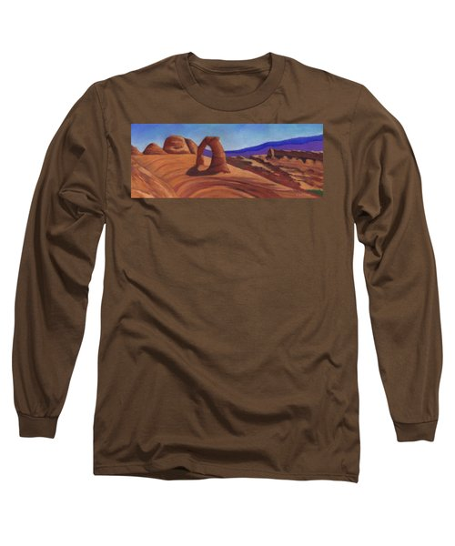 Delicate Arch Long Sleeve T-Shirt