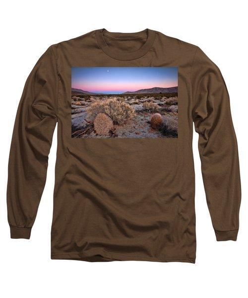 Desert Twilight Long Sleeve T-Shirt