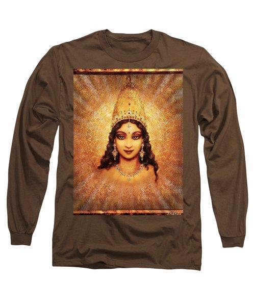 Devi Darshan Long Sleeve T-Shirt