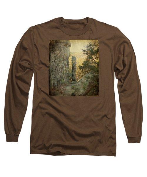 Devil's Smokestack Long Sleeve T-Shirt