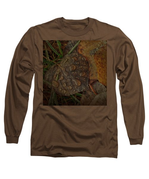 Dew To Age  Long Sleeve T-Shirt by Jerry Cordeiro