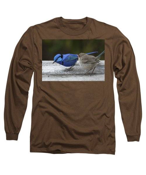 Dining At Adrians Long Sleeve T-Shirt