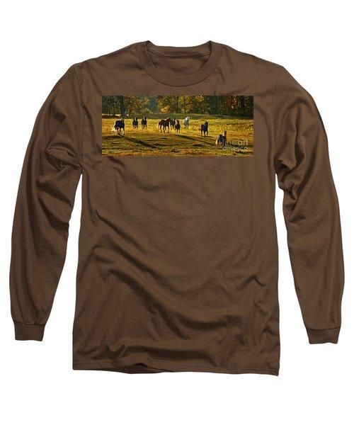 Dinner Bell Long Sleeve T-Shirt