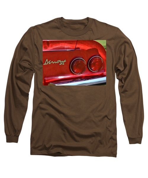 Long Sleeve T-Shirt featuring the photograph Dino Gt by Dean Ferreira