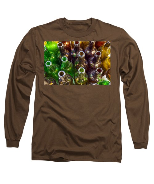 Dirty Bottles Long Sleeve T-Shirt