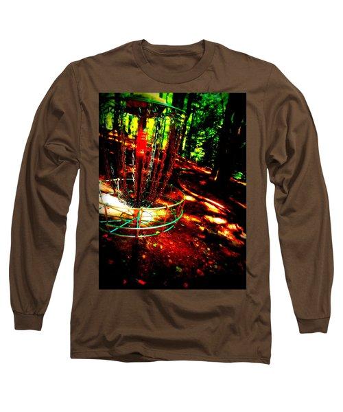 Discin Colors Long Sleeve T-Shirt