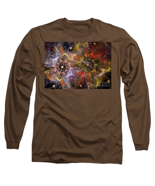 Distant Cosmos Long Sleeve T-Shirt