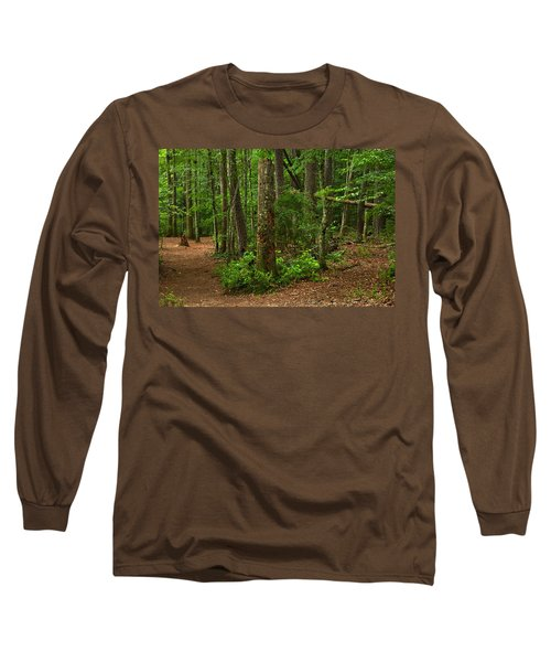 Diverted Paths Long Sleeve T-Shirt