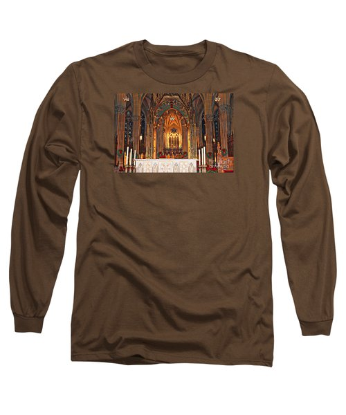 Divine Arches   Long Sleeve T-Shirt