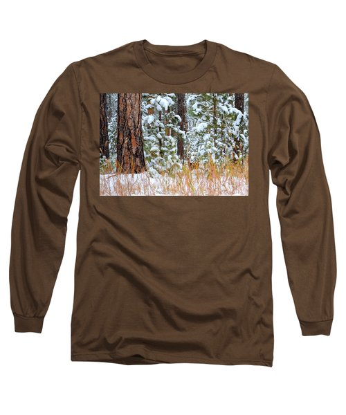 Do You See Me Long Sleeve T-Shirt by Clarice  Lakota