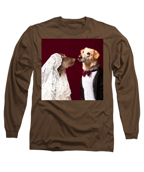 Don We Now Our Gay Apparel Long Sleeve T-Shirt by Jean Noren