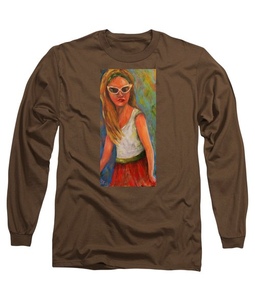 Don't I Know You? Girl Long Sleeve T-Shirt