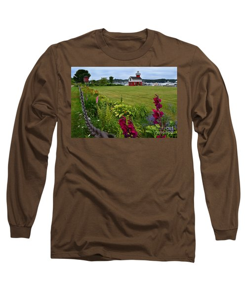Douglas Lighthouse Water Tower Long Sleeve T-Shirt