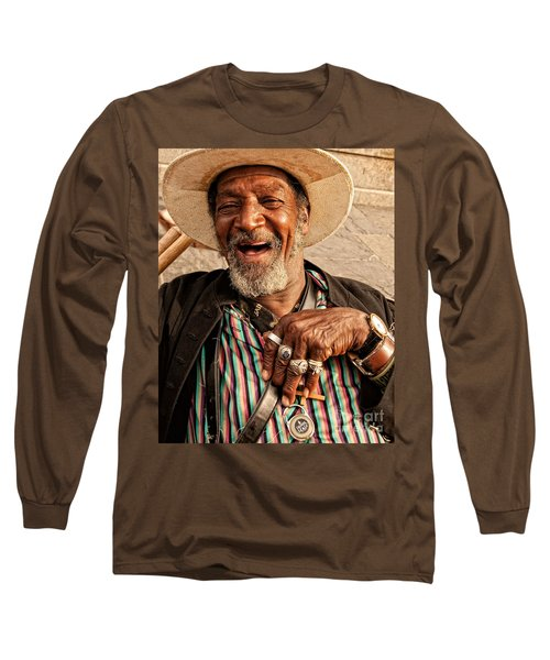 Dr. Luv New Orleans Long Sleeve T-Shirt