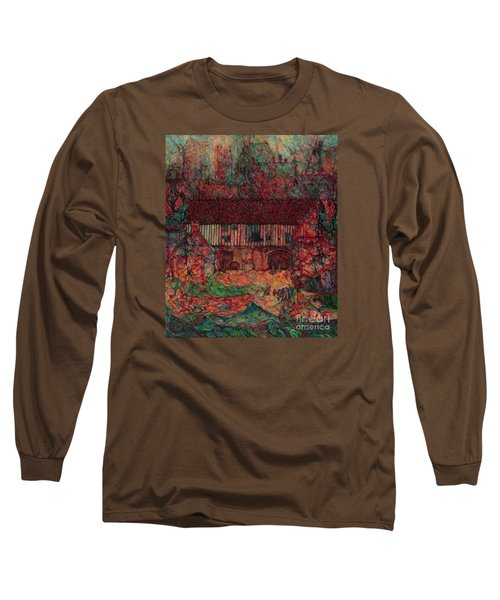 Dragon Hall Long Sleeve T-Shirt