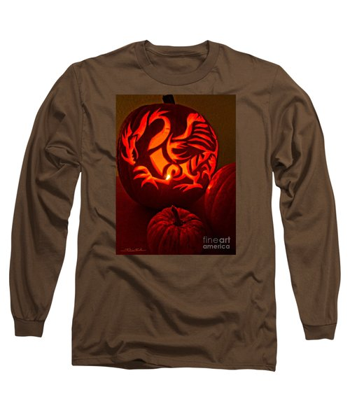 Dragon Lantern Long Sleeve T-Shirt