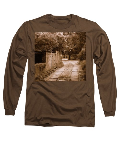 Long Sleeve T-Shirt featuring the photograph Dream Road by Rodney Lee Williams