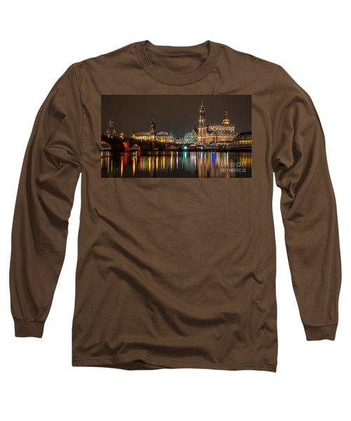 Dresden By Night Long Sleeve T-Shirt