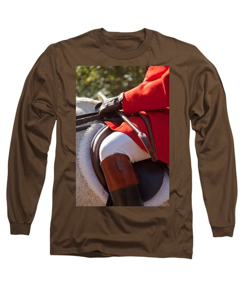 Dressed Rider Long Sleeve T-Shirt
