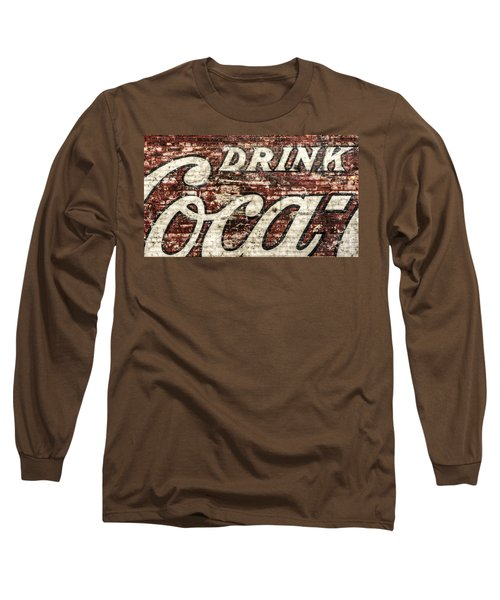 Drink Coca-cola 2 Long Sleeve T-Shirt