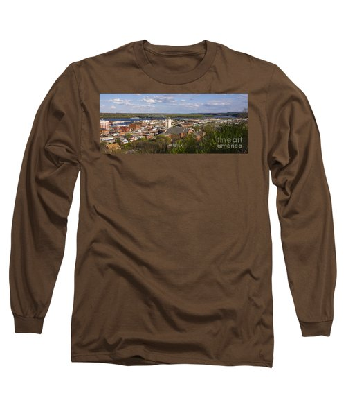 Dubuque Iowa Long Sleeve T-Shirt
