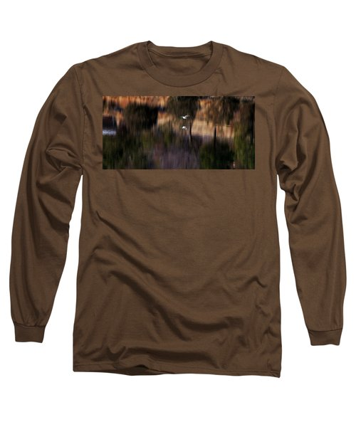 Duck Scape 2 Long Sleeve T-Shirt