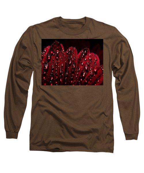 Due To The Dew Long Sleeve T-Shirt by Joe Schofield