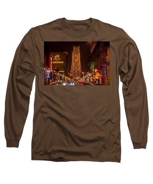 Duluth Lake Avenue Long Sleeve T-Shirt