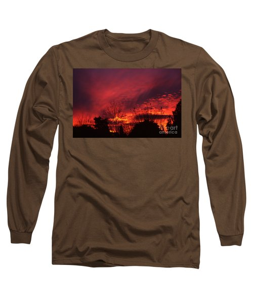 Dundee Sunset Long Sleeve T-Shirt
