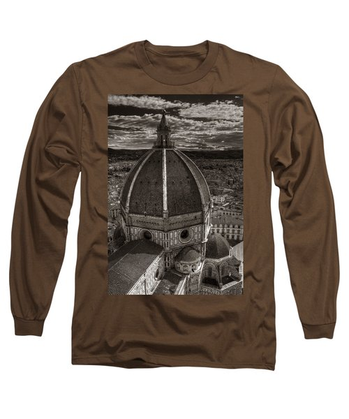 Duomo Dalla Campanile  Long Sleeve T-Shirt