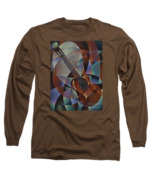 Dynamic Guitar Long Sleeve T-Shirt
