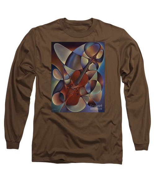 Dynamic Violin Long Sleeve T-Shirt