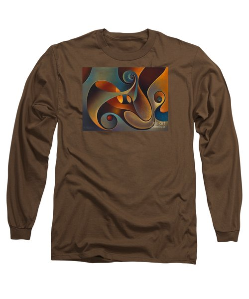Dynmaic Series #14 Long Sleeve T-Shirt