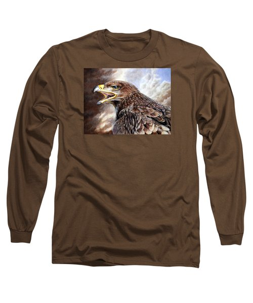 Eagle Cry Long Sleeve T-Shirt