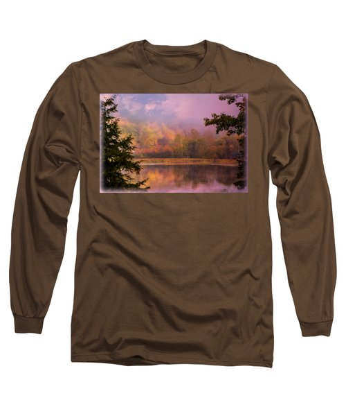Early Morning Beauty Long Sleeve T-Shirt