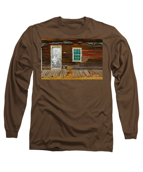 Eckley Reflection Long Sleeve T-Shirt