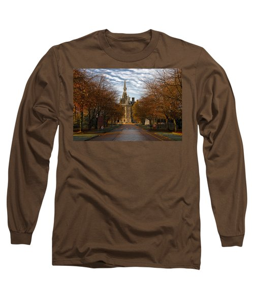 Edinburgh's Fettes College Long Sleeve T-Shirt