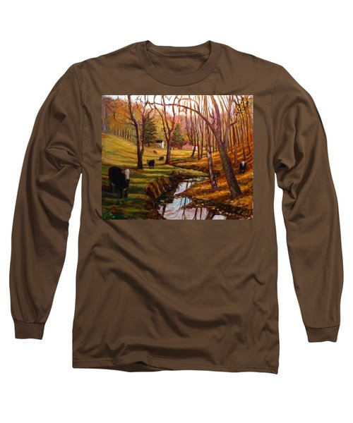 Elby's Cows Long Sleeve T-Shirt