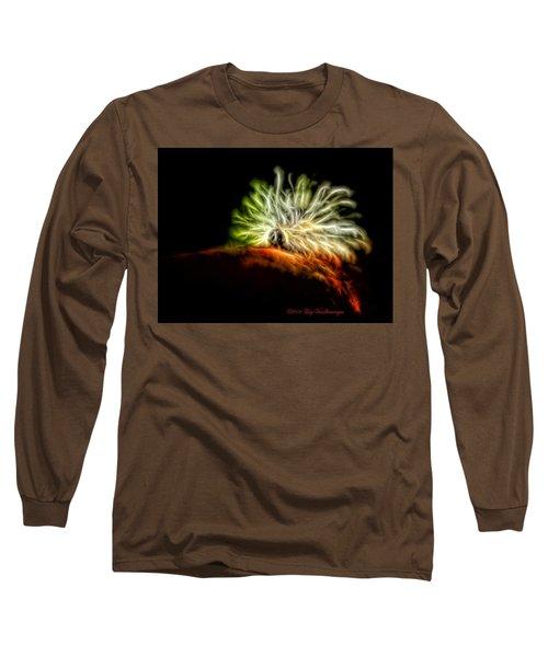 Electric Caterpillar Long Sleeve T-Shirt