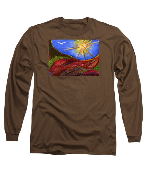 Elements Of Earth Long Sleeve T-Shirt