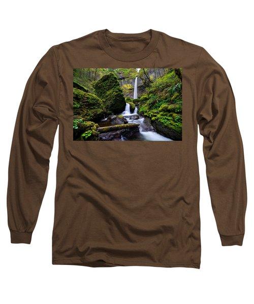 Elowah Falls Long Sleeve T-Shirt