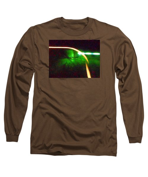 Emerald Fusion Long Sleeve T-Shirt