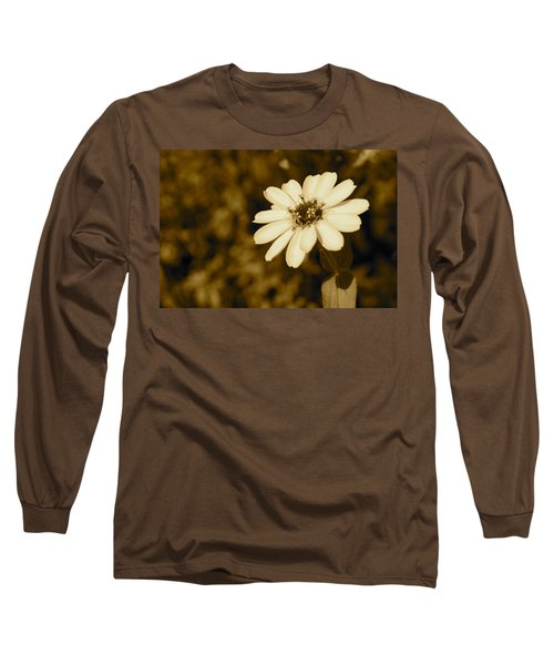 End Of Season Long Sleeve T-Shirt by Photographic Arts And Design Studio